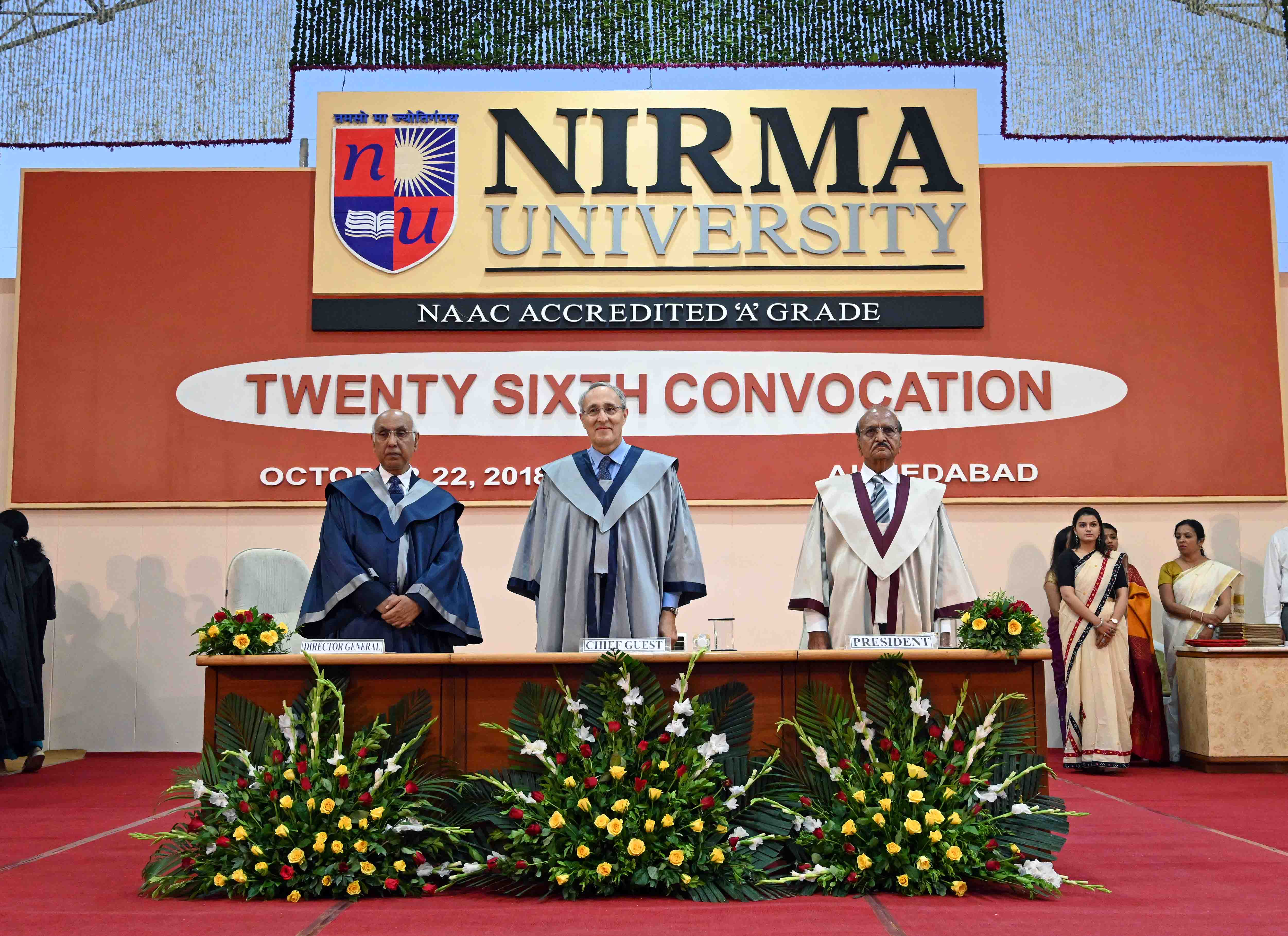 26th Convocation – Institute of Science